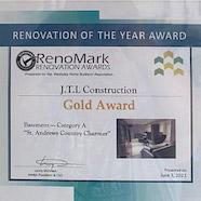award-gold